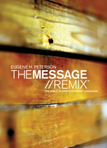 The Message Remix, Hardback Book