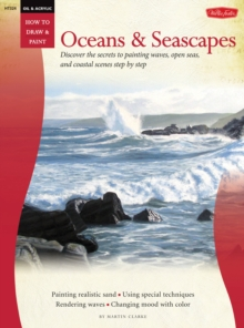 Oil & Acrylic : Oceans & Seascapes, Paperback / softback Book