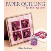 Paper Quilling for the first time (R), Paperback Book
