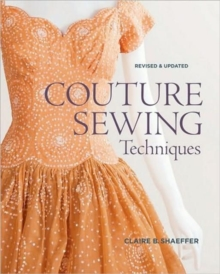 Couture Sewing Techniques, Paperback Book