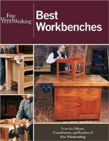 Fine Woodworking Best Workbenches, Paperback Book