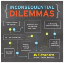 Inconsequential Dilemmas : 45 Flowcharts for Life's Peskier Questions, Paperback / softback Book