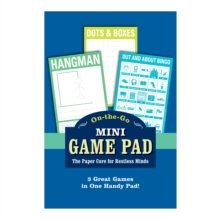 Knock Knock on-the-Go Mini Game Pad : Hangman, Other printed item Book