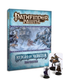 Pathfinder Pawns: Reign of Winter Adventure Path, Game Book