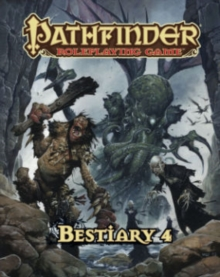 Pathfinder Roleplaying Game: Bestiary 4, Hardback Book
