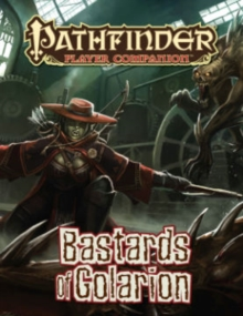 Pathfinder Player Companion: Bastards of Golarion, Paperback Book