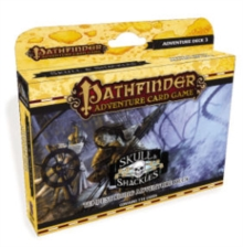 Pathfinder Adventure Card Game: Skull & Shackles Adventure Deck 3 - Tempest Rising, Game Book