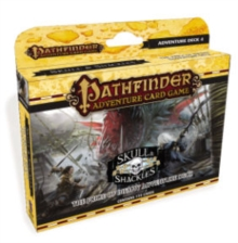 Pathfinder Adventure Card Game: Skull & Shackles Adventure Deck 4 - Island of Empty Eyes, Game Book