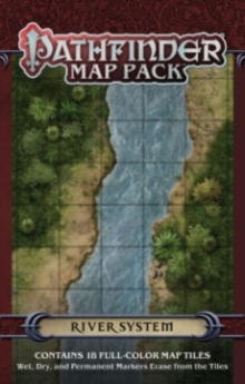 Pathfinder Map Pack: River System, Game Book