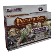 Pathfinder Adventure Card Game: Wrath of the Righteous Character Add-On Deck, Game Book