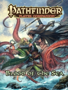 Pathfinder Player Companion: Blood of the Sea, Paperback Book