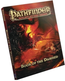 Pathfinder Roleplaying Game: Book of the Damned, Hardback Book