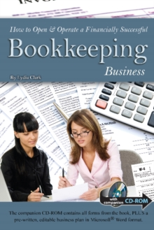 How to Open & Operate a Financially Successful Bookkeeping Business, Mixed media product Book