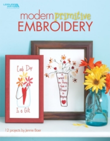 Modern Primitive Embroidery, Paperback / softback Book