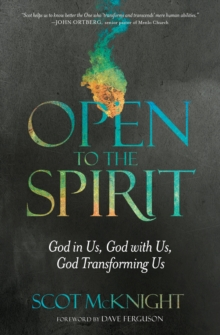 Open to the Spirit: God in Us, God with Us, God Transforming Us, Paperback Book