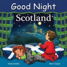 Good Night Scotland, Board book Book