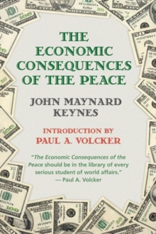 The Economic Consequences of Peace, Paperback / softback Book