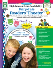 Fairy Tale Readers' Theater, Ages 7 - 12, PDF eBook