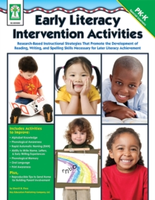 Early Literacy Intervention Activities, Grades PK - K, PDF eBook