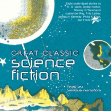 Great Classic Science Fiction, eAudiobook MP3 eaudioBook