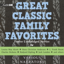 Great Classic Family Favorites, eAudiobook MP3 eaudioBook