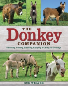 The Donkey Companion : Selecting, Training, Breeding, Enjoying and Caring for Donkeys, Paperback Book