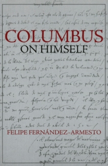 Columbus on Himself, Paperback Book