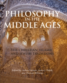 Philosophy in the Middle Ages, Paperback Book