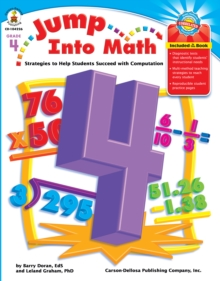 Jump Into Math, Grade 4 : Strategies to Help Students Succeed with Computation, PDF eBook