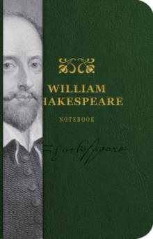 Shakespeare Signature Notebook, Leather / fine binding Book