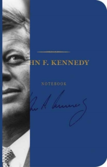 John F. Kennedy Notebook, the, Paperback Book