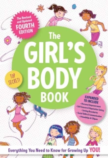 The Girl's Body Book, Paperback Book