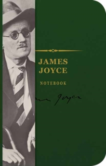 James Joyce Notebook, Notebook / blank book Book