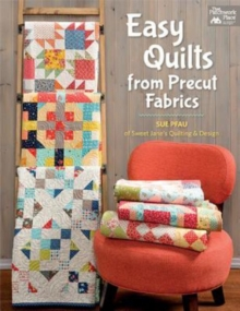 EASY QUILTS FROM PRECUT FABRICS, Paperback Book