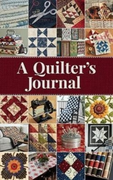A Quilter's Journal, Paperback Book