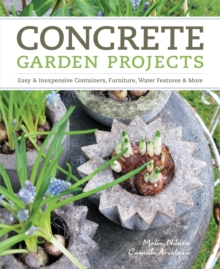 Concrete Garden Projects, Paperback / softback Book