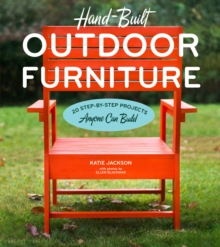 Hand-Built Outdoor Furniture, Paperback Book