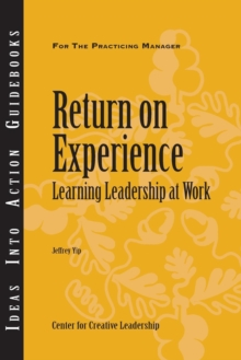 Return on Experience, PDF eBook