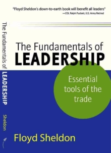 The Fundamentals of Leadership : Essential tools of the trade, EPUB eBook