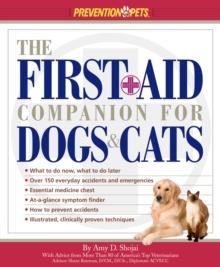 First-Aid Companion for Dogs & Cats, EPUB eBook