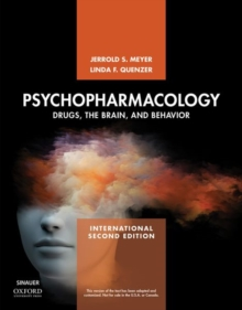 Psychopharmacology : Drugs, the Brain, and Behavior, Paperback / softback Book