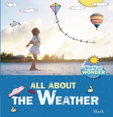All About the Weather, Hardback Book
