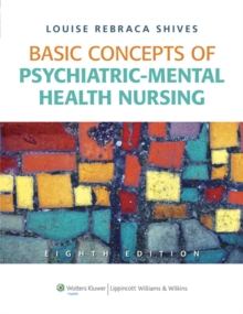 Basic Concepts of Psychiatric-mental Health Nursing, Paperback Book