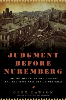 Judgment Before Nuremberg, Paperback Book