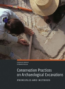Conservation Practices on Archaeological Excavations - Priciples and Methods, Hardback Book