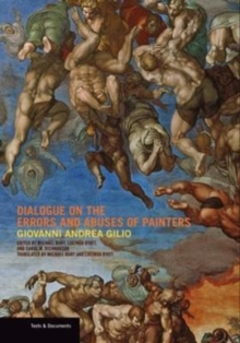 Dialogue on the Errors and Abuses of Painters, Paperback / softback Book