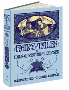 Fairy Tales by Hans Christian Andersen, Hardback Book