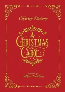 The Christmas Carol Book.A Christmas Carol
