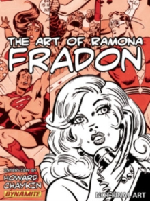 Art of Ramona Fradon, Hardback Book