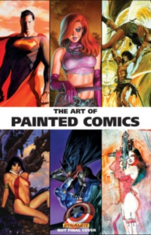 The Art of Painted Comics, Hardback Book
